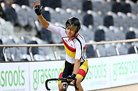 Corbin Strong finishes first in the Elite Men Omnium points race 30km during the 2020 Vantage Elite and U19 Track Cycling National Championships at the Avantidrome in Cambridge, New Zealand on Friday, 24 January 2020. ( Mandatory Photo Credit: Dianne Manson )