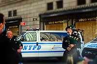 OCT 05 NYPD Chaplains Tribute to NYPD COVID-19 Victims