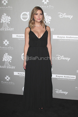 CULVER CITY, CA - NOVEMBER 14: Ashley Benson at the 2015 Baby2Baby Gala honoring Kerry Washington at 3LABS on November 14, 2015 in Culver City, California. Credit: mpi21/MediaPunch