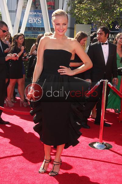 Malin Akerman<br /> at the Primetime Creative Arts Emmy Awards  2013 Arrivals, Nokia Theater, Los Angeles, CA, 09-15-13<br /> David Edwards/DailyCeleb.Com 818-249-4998