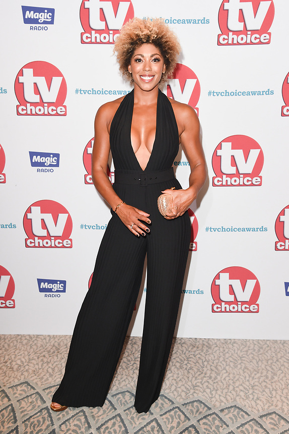 Zoe Williams<br /> arriving for the TV Choice Awards 2017 at The Dorchester Hotel, London. <br /> <br /> <br /> ©Ash Knotek  D3303  04/09/2017