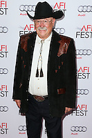 HOLLYWOOD, LOS ANGELES, CA, USA - NOVEMBER 11: Barry Corbin arrives at the AFI FEST 2014 - 'The Homesman' Gala Screening held at the Dolby Theatre on November 11, 2014 in Hollywood, Los Angeles, California, United States. (Photo by Xavier Collin/Celebrity Monitor)