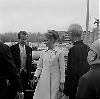 1967 05 POL - BELGIQUE Prince Albert