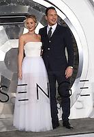 Jennifer Lawrence + Chris Pratt @ the Los Angeles premiere of 'Passengers' held @ the Regency Village Theatre. December 14, 2016 , Los Angeles, USA. # PREMIERE DU FILM 'PASSENGERS' A LOS ANGELES