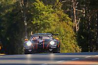 #86 GULF RACING (GBR) PORSCHE 911 RSR LM GTE AM  MICHAEL WAINWRIGHT (GBR) BENJAMIN BARKER (GBR) ANDREW WATSON (GBR)