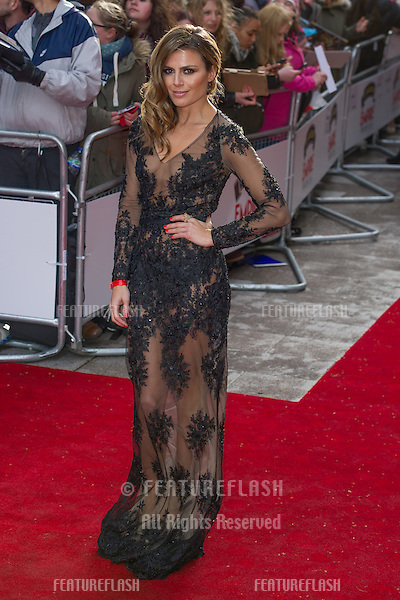 Zoe Hardman arrives for the Empire Awards 2015 at the Grosvenor House Hotel, London. 29/03/2015 Picture by: Dave Norton / Featureflash