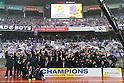 Football/Soccer: Fuji Xerox Super Cup 2016 - Sanfrecce Hiroshima 3-1 Gamba Osaka