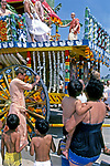 Hare Krishna Festival of Chariots at Venice Beach, CA