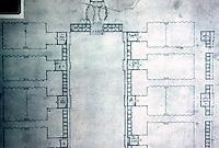 Thomas Jefferson: Plan for University of Virginia Campus.