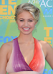 Ayla Kell at The Fox 2011 Teen Choice Awards held at Gibson Ampitheatre in Universal City, California on August 07,2010                                                                               © 2011 Hollywood Press Agency