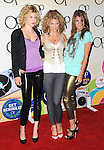 """AnnaLynne McCord & sisters at The """"OPen Campus"""" OP Campaign Launch held at Mel's Diner in West Hollywood, California on July 07,2009                                                                   Copyright 2009 DVS / RockinExposures"""