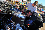Feb 08, 2010; 4:44:49 PM; Barberville, FL., USA; The UNOH sponsored event running the 39th Annual DIRTCar Nationals at Volusia Speedway Park.  Mandatory Credit: (thesportswire.net)