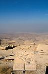 Jordan, the view West of Mount Nebo&#xA;<br />