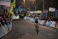 victory for Ellen Van Loy (BEL/Telenet-Fidea)<br /> <br /> Superprestige Diegem 2015