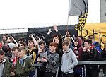 Ballyea fans during the senior hurling county final at Cusack park. Photograph by John Kelly.