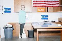 Hillary Clinton - Clinton Campaign Office - Miami, FL - 9 October 2016