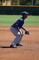 Wladimir Galindo - Chicago Cubs 2016 spring training (Bill Mitchell)