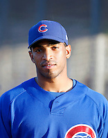Glenn Cook -  Chicago Cubs - 2009 Arizona League.Photo by:  Bill Mitchell/Four Seam Images
