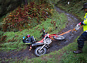 06/10/18<br /> <br /> After battling hours of heavy rain, competitors slither up a hill known as the corkscrew in near Kettleshulme in the Cheshire Peak District National Park. Hundreds of other cars and motorcycles took part in today's Edinburgh Trial. The Motorcyling Club's 94th annual long distance navigation trial started near Tamworth at midnight and finishes this afternoon near Buxton. The original trial ran from London to Edinburgh.<br /> <br /> <br /> All Rights Reserved: F Stop Press Ltd. +44(0)1335 344240  www.fstoppress.com www.rkpphotography.co.uk