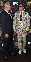 """LOS ANGELES, CA - JANUARY 07: Tim Robbins, Will Ferrell arriving at the Los Angeles Screening Of IFC's """"The Spoils Of Babylon"""" held at the Directors Guild Of America on January 7, 2014 in Los Angeles, California. (Photo by Xavier Collin/Celebrity Monitor)"""