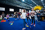 Longines Masters of Hong Kong at AsiaWorld-Expo on 10 February 2018, in Hong Kong, Hong Kong. Photo by Chun Kit Cheng / Power Sport Images