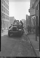 Main St. Fire. L.A. 1948