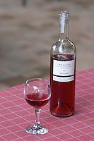 Akakies rose. Kir-Yianni Winery, Yianakohori, Naoussa, Macedonia, Greece