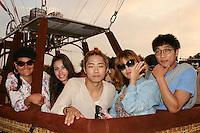 20120918 September 18 Hot Air Balloon Cairns