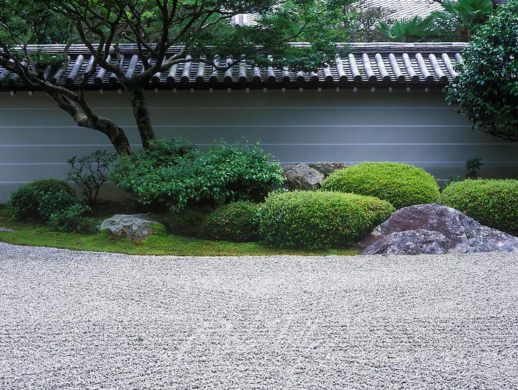 Asia, Japan, Kyoto, Nanzenji Temple Garden