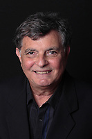 Aug 2015 - Official studio portrait of author Emile Segev.<br /> <br /> <br /> Photo by Pierre Roussel - Agence Quebec Presse