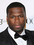 """Curtis Jackson aka 50 cent attends the Art of Elysium 4th Annual Charity Gala """"Heaven"""" held at The Annenberg Building at The California Science Center in Los Angeles, California on January 15,2011                                                                               © 2010 DVS / Hollywood Press Agency"""