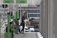 Campinas (SP), 13/04/2021 - BRT-SP - Estação João Jorge do BRT próximo a região central de Campinas, interior de São Paulo. O prefeito de Campinas, Dário Saadi (Republicanos), afirmou que a entrega do BRT (Bus Rapid Transit, transporte rápido por ônibus em português) vai sofrer um novo atraso e agora a entrega ficou prometida, de forma 100%, somente para 2022.