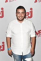 Jawad MOUSSAOUI ( JAJA ) - Avant-premiere des Vacances des Anges 2, NRJ12, le 24/08/2017 - Paris - France