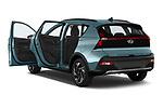 Car images of 2021 Hyundai Bayon Techno 5 Door SUV Doors