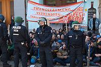 2014/03/27 Berlin | Zwangsraeumung