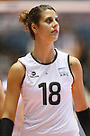 Yael Castiglione (ARG), AUGUST 27, 2015 - Volleyball : FIVB Women's World Cup 2015 1st Round between Argentina 3-0 Kenya  in Tokyo, Japan. (Photo by Sho Tamura/AFLO SPORT)
