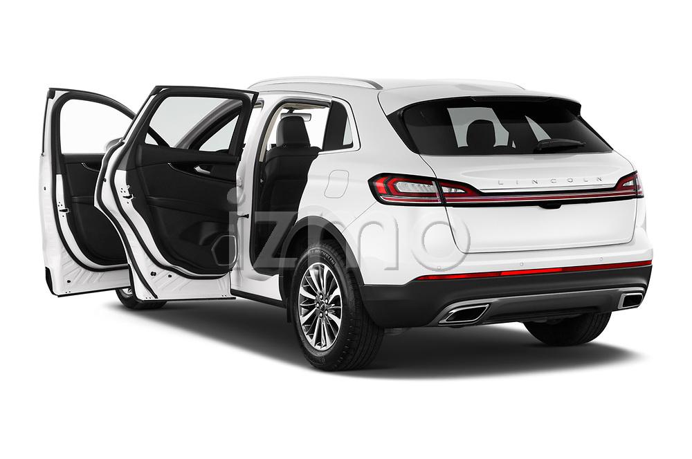 Car images of 2021 Lincoln Nautilus Standard 5 Door SUV Doors