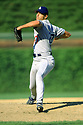 CHICAGO - CIRCA 1998:  Kevin Brown #10 of the Los Angeles Dodgers pitches during an MLB game at Wrigley Field in Chicago, Illinois. Brown played for 19 seasons with 6 different teams and was a 6-time All-Star.(David Durochik / SportPics) --Kevin Brown