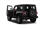 Car images of 2020 JEEP Wrangler Rubicon 5 Door SUV Doors