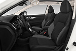 Front seat view of a 2017 Nissan Qashqai N Connect 5 Door SUV front seat car photos