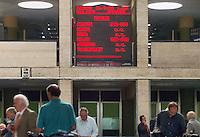 - cereals stock exchange of Novara....- la borsa dei cereali di Novara