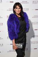 "Jackie St Clare<br /> arrives for the ""Bitter Harvest"" Gala Screening at the Ham Yard Hotel, London<br /> <br /> <br /> ©Ash Knotek  D3230  20/02/2017"