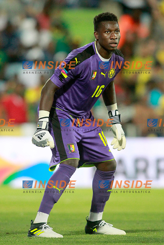 Cameroon's Andre Onana during international friendly match. June 13,2017.(ALTERPHOTOS/Acero/Insidefoto)<br /> Camerun - Colombia <br /> Foto Acero/Alterphotos/Insidefoto <br /> ITALY ONLY