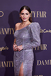 Andrea Duro attends to Vanity Fair 'Person of the Year 2019' Award at Teatro Real in Madrid, Spain.