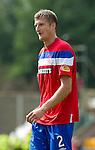 St Johnstone v Rangers... 30.07.11   SPL Week 2.Dorin Goian.Picture by Graeme Hart..Copyright Perthshire Picture Agency.Tel: 01738 623350  Mobile: 07990 594431