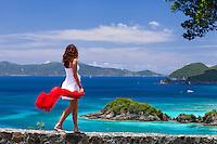 Natalie Klein <br /> Trunk Bay Overlook<br /> Virgin Islands National Park<br /> St. John<br /> U.S. Virgin Islands