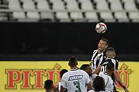 Rio de Janeiro (RJ), 20/07/2021 - BOTAFOGO-GOIÁS -  Gilvan, do Botafogo. Partida entre Botafogo e Goiás, válida pela Série B do Campeonato Brasileiro, realizada no Estádio Nilton Santos, nesta terça-feira (20).