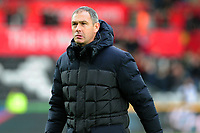 Paul Clement Manager of Reading during the Sky Bet Championship match between Swansea City and Reading at the Liberty Stadium in Swansea, Wales, UK. 27th October, 2018