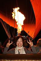 20120505 May 05 Hot Air Balloon Cairns