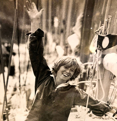 The late Clare Hogan brought joy and skill to Irish sailing